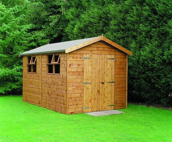 The Shed Project Garden Lodge New Zealand
