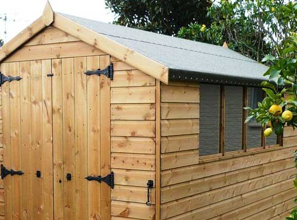 The Shed Project Pent Shed New Zealand